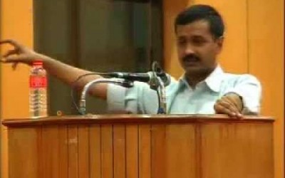 Can Jan Lokpal Bill end Corruption? – Arvind Kejriwal at IIT Chennai