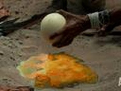How to Cook a Desert Omelet