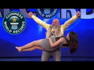 Heaviest Weight Lifted by Human Beard – Guinness World Records
