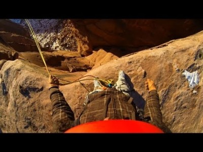 World's Most Insane Rope Swing Ever
