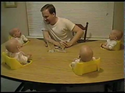 Laughing Quadruplets – The Next Day