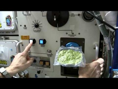 Chris' Kitchen Part Deux: Space Spinach Strikes Back
