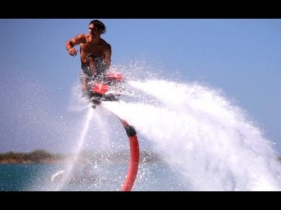 Flyboard – Coolest Water Jet Pack Ever