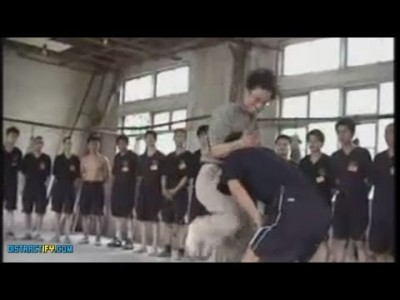 'Extreme' Martial Arts