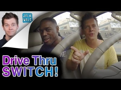 The Drive Thru Switch Prank