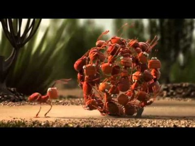 The Power of Teamwork – Funny Animation