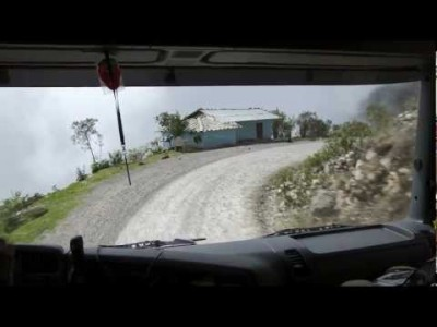 Skilled Truck Driver – Driving on the Edge!
