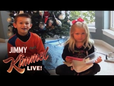 I Gave My Kids a Terrible Christmas Present – Hilarious!