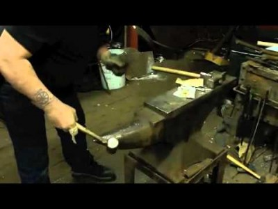 Lighting a Cigarette using a Hammer