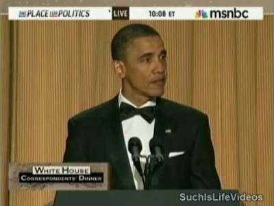 Obama Roasts Donald Trump At White House Correspondents' Dinner!