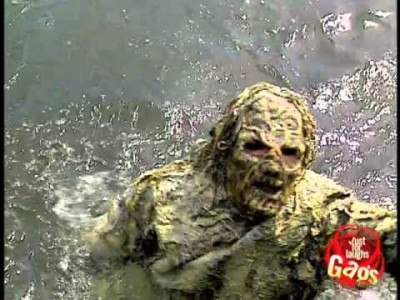 The Water Monster Prank!