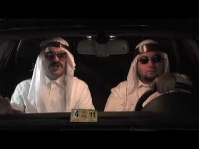 What Happens when you give an Audi to an Arab?
