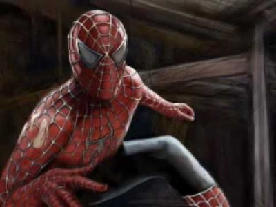 Spider-Man – Speed Painting by Nico Di Mattia