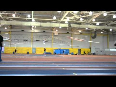 Human Powered Helicopter: UMD Gamera Test: 8 ft Altitude