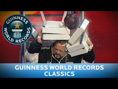 Man Hit with Bowling Ball – Guinness World Records Classics