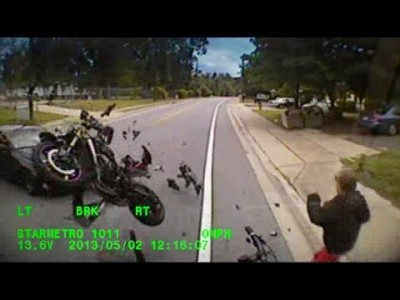 Jack Nicklaus' Grandson Nick O'Leary Survives Scary Motorcycle Crash