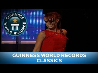 Crazy Costume Changes! – Guinness World Records Classics