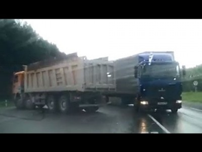 Trucks on the Road Compilation July 2013