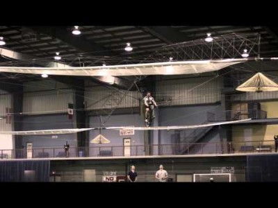 Atlas Human Powered Helicopter – AHS Sikorsky Prize Flight