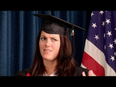 Kristen Stewart Commencement Address!