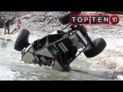 Top Ten Offroading Fails
