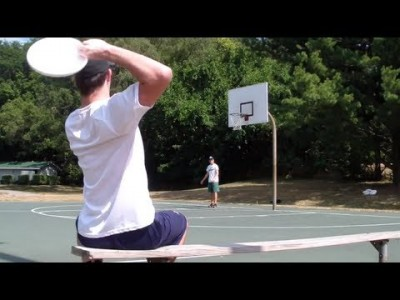 Incredible Frisbee Trick Shots – Brodie Smith