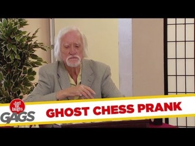 Ghost Chess Player – Double Prank