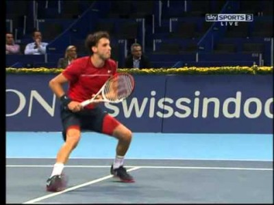 Grigor Dimitrov: The Best Tennis Shot of 2012