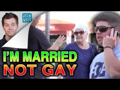I'm Married, I'm not Gay