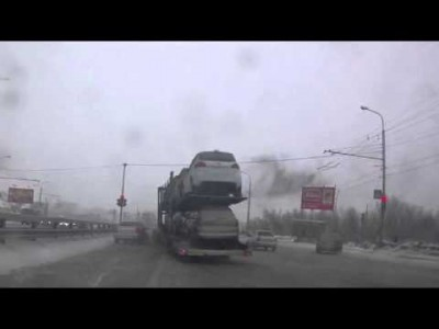 Out of Control Truck