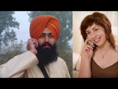 Funny Prank Call – Indian vs White Lady