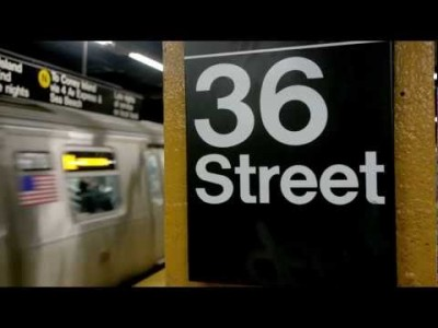 New York City Subway Stairs that Make Sure you Trip
