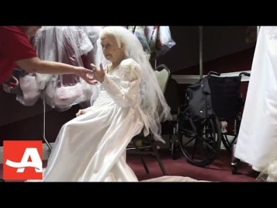 Becoming a Bride at 100!