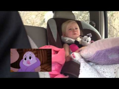 Emotional Toddler: My Young Daughter gets adorably Emotional