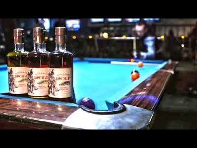 Incredible Pool Trick Shots featuring William Wolf Bourbon