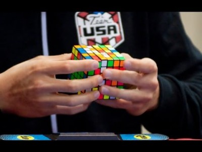 6×6 Rubik's Cube World Record – 1:40.86