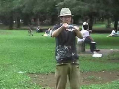 The Best Contact Juggling Ever!