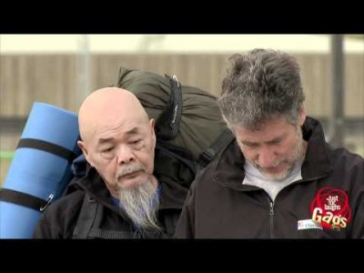 Just For Laughs – Young Japanese Girl Turns Into Old Man