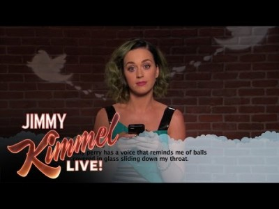 Mean Tweets – Music Edition #2