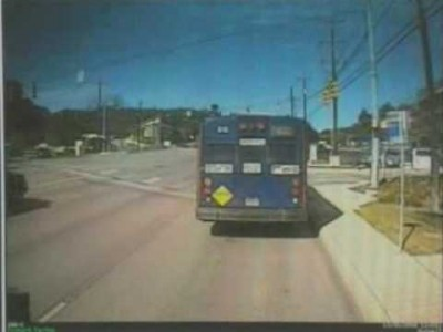Cameras Capture Multiple Dramatic Bus Accidents