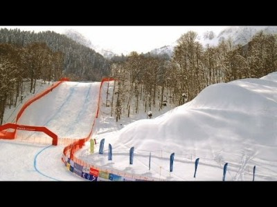 Making Snow for the Olympics