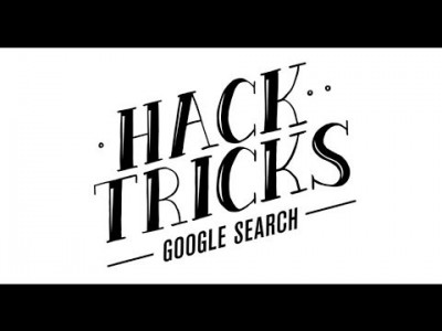 Hack Tricks: Google Search