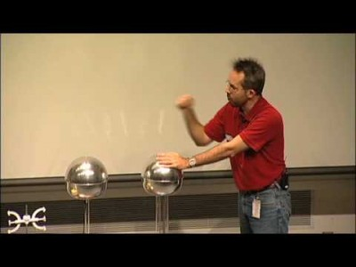 Should a Person Touch 200,000 Volts? A Van de Graaff Generator Experiment