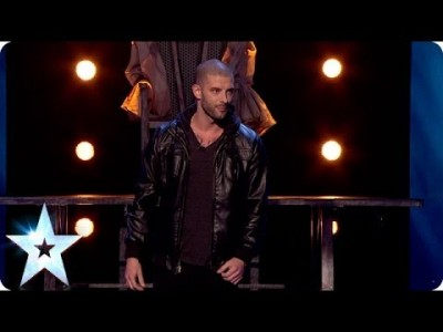 Magician Darcy Oake does the Ultimate Disapearing Act