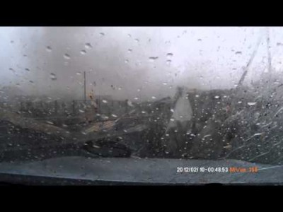 Russian Tornado Dashcam