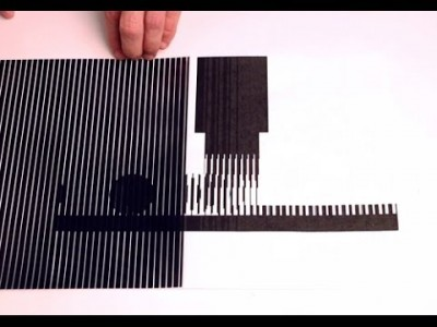 Amazing Animated Optical Illusions #6