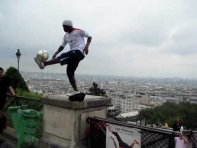 Unbelievable Freestyle Soccer Football Tricks