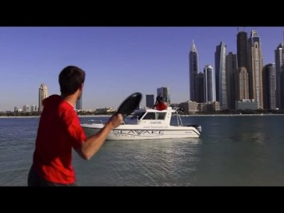 Dubai Trick Shots | Brodie Smith