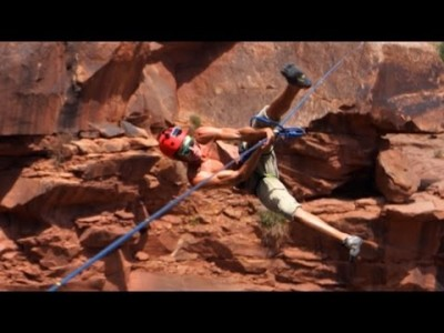 Extreme Highlining – Insane Heights!