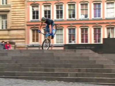 Inspired Bicycles – Danny MacAskill